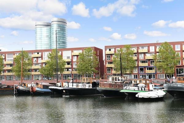Veilinghavenkade 163 in Utrecht 3521 AT
