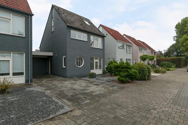 Heksenwiellaan 106 in Breda 4823 HB