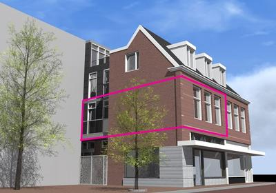 Amsterdamstraat 28 A in Haarlem 2032 PR