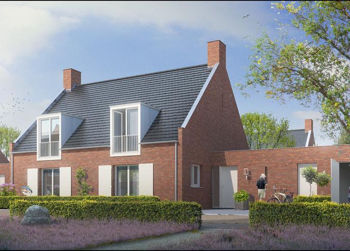 Ugchelen Buiten Veld I (Bouwnummer 135) in Apeldoorn 7334 DP