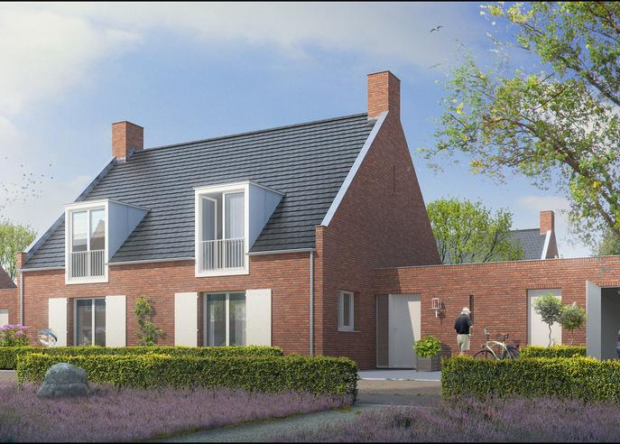 Ugchelen Buiten Veld I (Bouwnummer 144) in Apeldoorn 7334 DP
