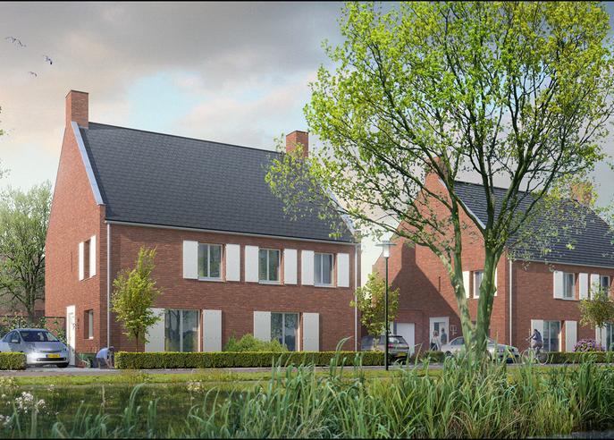 Ugchelen Buiten Veld I (Bouwnummer 140) in Apeldoorn 7334 DP