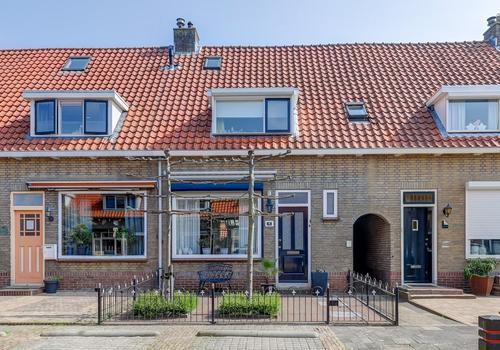 Jan Steenstraat 53 in Sliedrecht 3362 XH