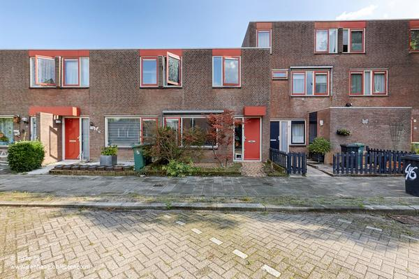 Tuindreef 46 in Zoetermeer 2724 PT