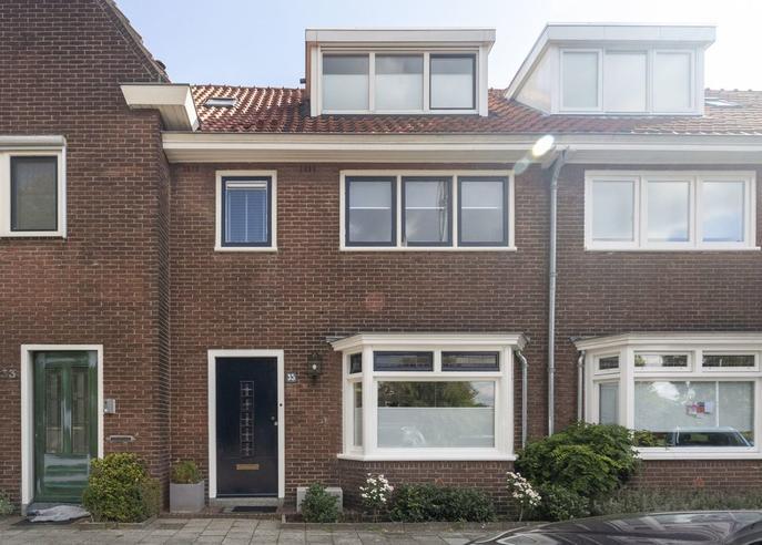 Van Beethovenstraat 35 in Nijmegen 6521 EL