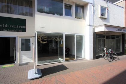 Begijnenstraat 16 in Beverwijk 1941 BS