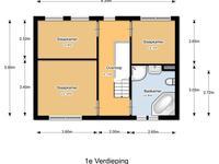 Vondellaan 71 A in Winschoten 9673 JB