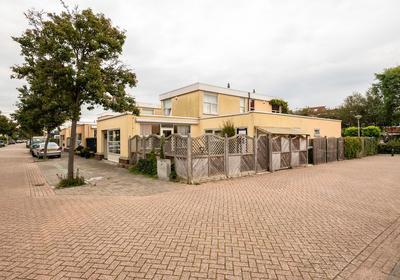 Zwanebloembocht 201 in Velserbroek 1991 GC