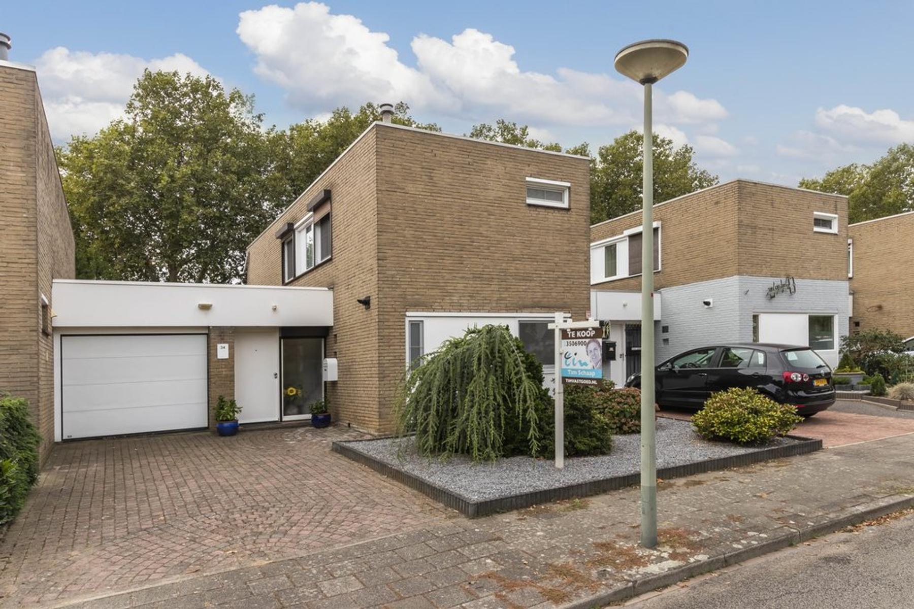 Filigraandonk 34 in Maastricht 6218 GB