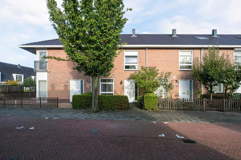 Antonius Heggelaan 4 in 'S-Gravenhage 2493 CD