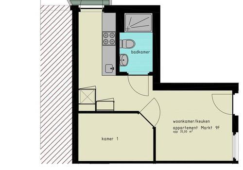Hoogstraat 64 F in Leerdam 4141 BD