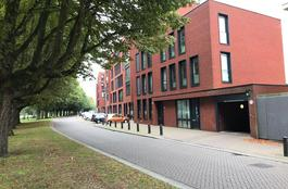Westenburgerweg Parkeerplaats in 'S-Hertogenbosch 5213 SH