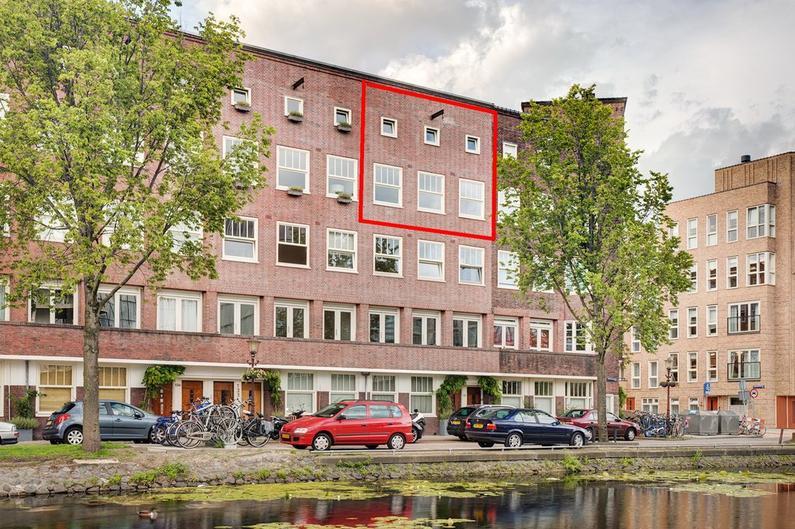 Transvaalkade 132 -Iii+Iv in Amsterdam 1091 LT