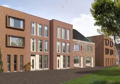 Drie Hoefijzers   Deelplan 2 54 Woningen in Breda 4815 GW