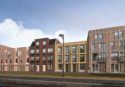 Drie Hoefijzers | Deelplan 2 54 Woningen in Breda 4815 GW