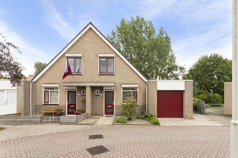 Alkmenegaard 10 in Arnhem 6831 BV