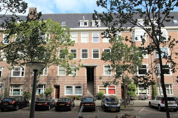 Milletstraat 50 Iv A in Amsterdam 1077 ZG