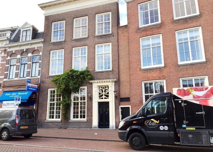 Spaarne 58 A in Haarlem 2011 CK