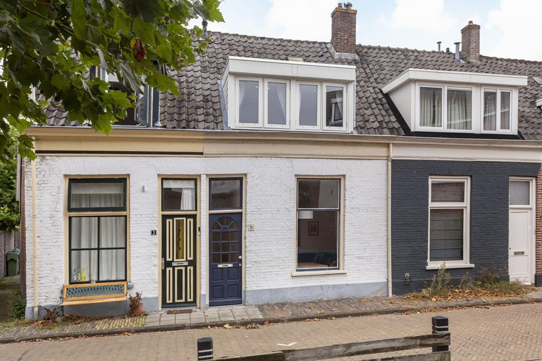Molendwarsstraat 5 in Kampen 8261 LG