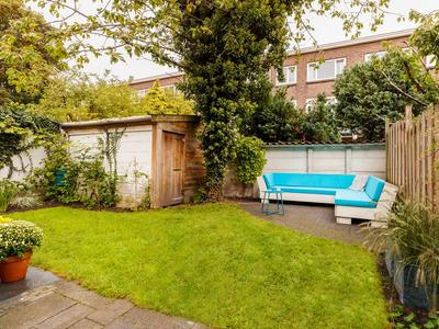 Werner Helmichstraat 25 in Utrecht 3553 JT