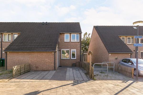 Rietbeemd 67 in Oosterhout 4907 EC