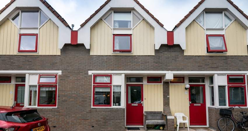 Bosboom Toussaintstraat 39 in Harlingen 8861 GK