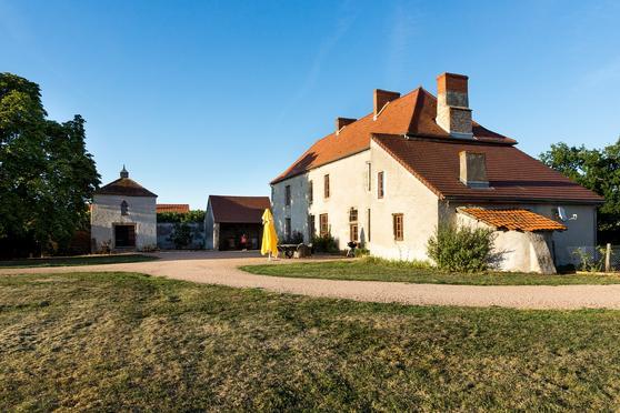 Woonboerderij in Saint Sylvestre Pragoulin