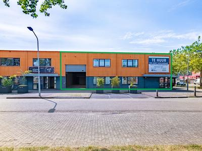 Pieter Goedkoopweg 44 in Haarlem 2031 EL