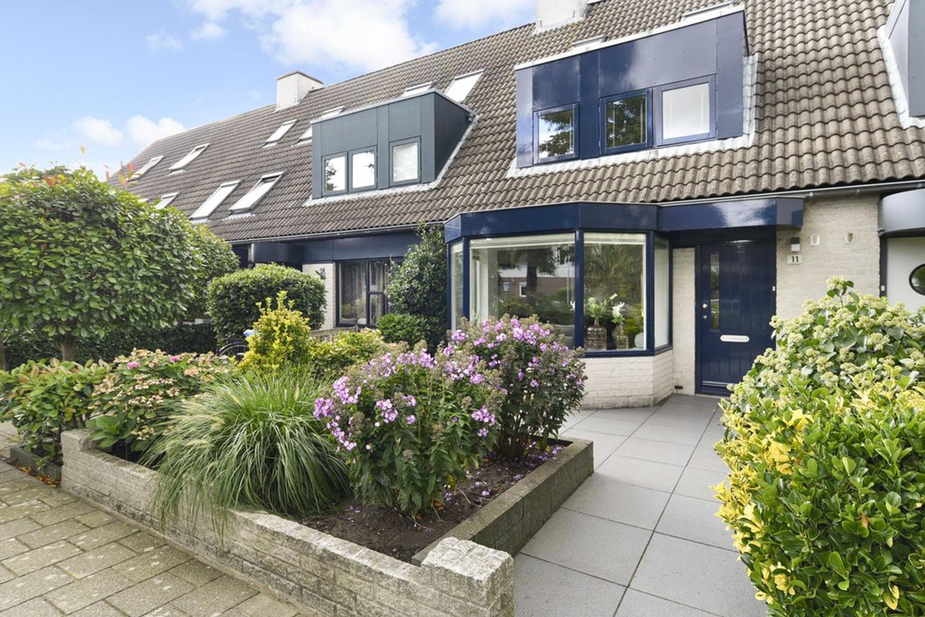 Klaterbos 11 in Hoofddorp 2134 JA