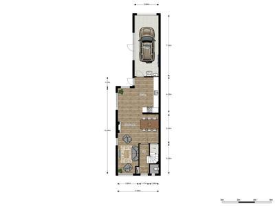 Frederik Hendrikstraat 25 in Lamswaarde 4586 AA