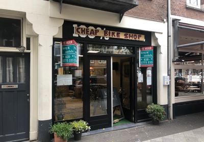 Pretoriusstraat 2 in Amsterdam 1092 GE