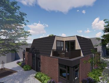Burg. Nieuwenhuijzenstraat 4 in Rosmalen 5241 TC