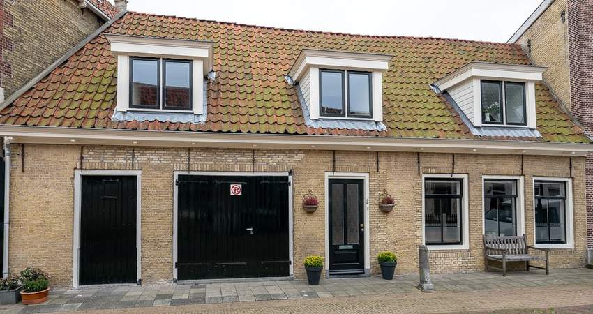 Scheerstraat 8 in Harlingen 8861 TE