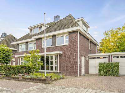 Drossaard Van Der Willigenhof 5 in Tilburg 5037 PT