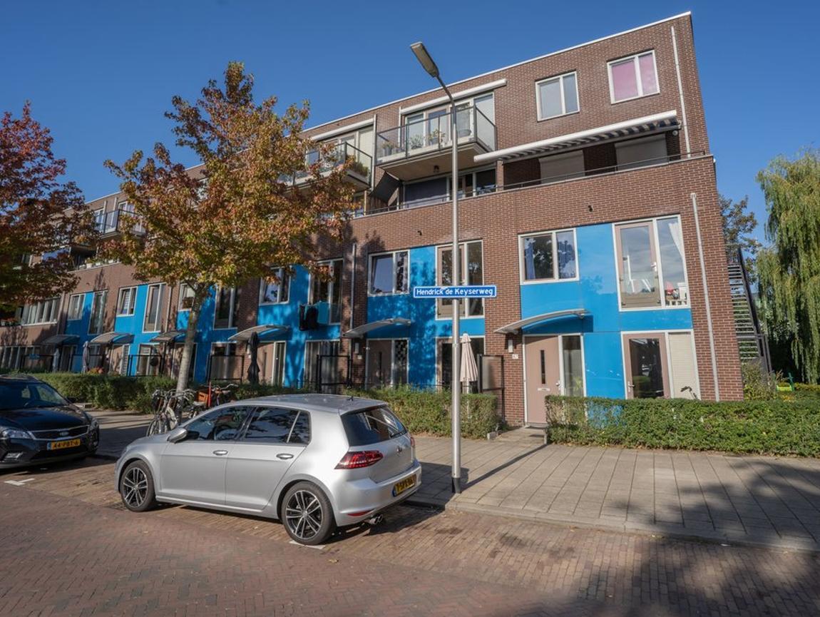 Hendrick De Keyserweg 85 in Delft 2612 KB
