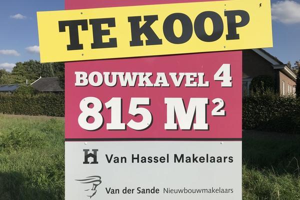 De Groene Kamers Kavel 4 in Rijsbergen 4891 XV