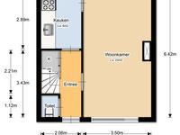 Overste Den Oudenstraat 11 in Schoonhoven 2871 HL