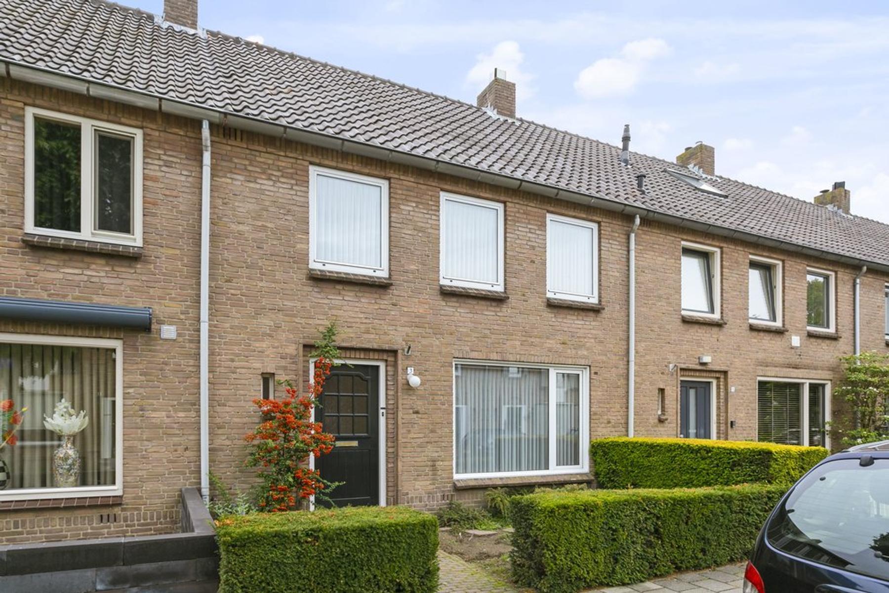 W.J. Van Ghentstraat 3 in Vught 5262 CT