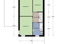 Overkwartier 21 in Belfeld 5951 JK