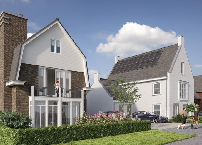 De Hoogheden (Bouwnummer 1) in Berkel-Enschot 5056 HD