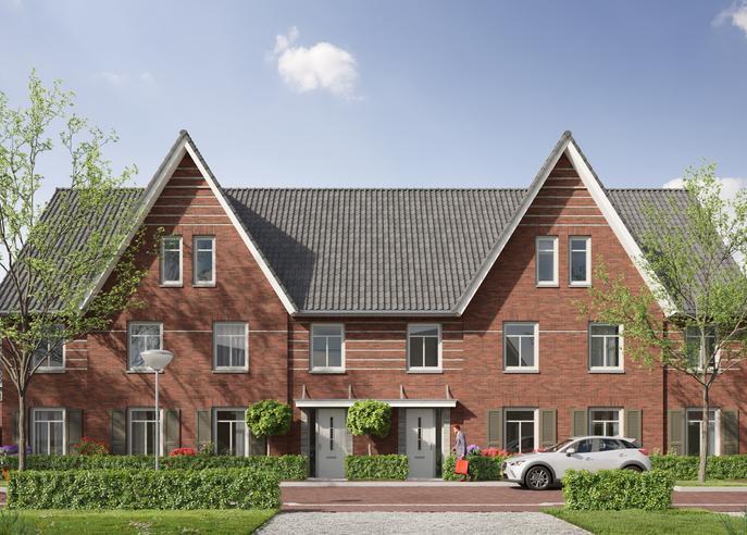 De Hoogheden (Bouwnummer 28) in Berkel-Enschot 5056 HD