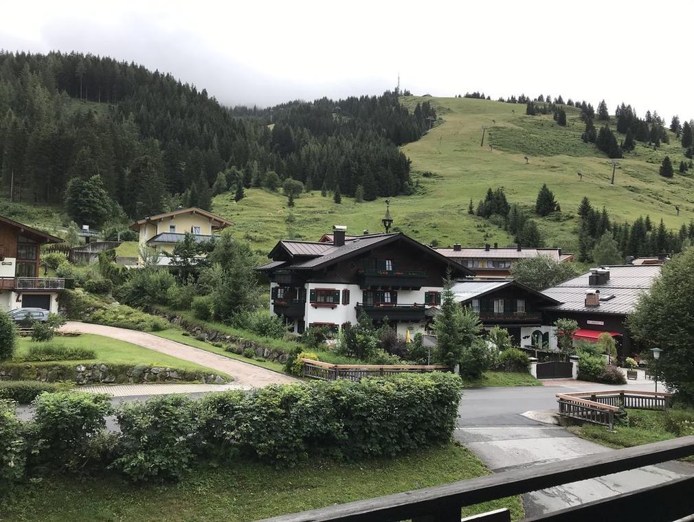 Urslaustrasse in Hintertal- Oostenrijk