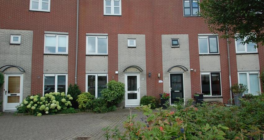Etty Hillesumplantsoen 95 in Hoofddorp 2135 KL