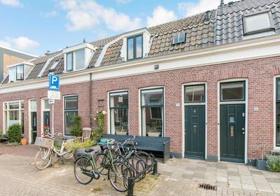 Wagendwarsstraat 72 in Utrecht 3581 WN