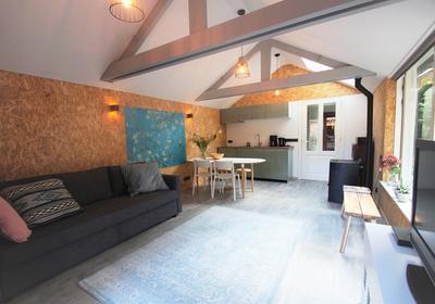 Studio Anna Bij De Buren in Santpoort-Zuid 2082