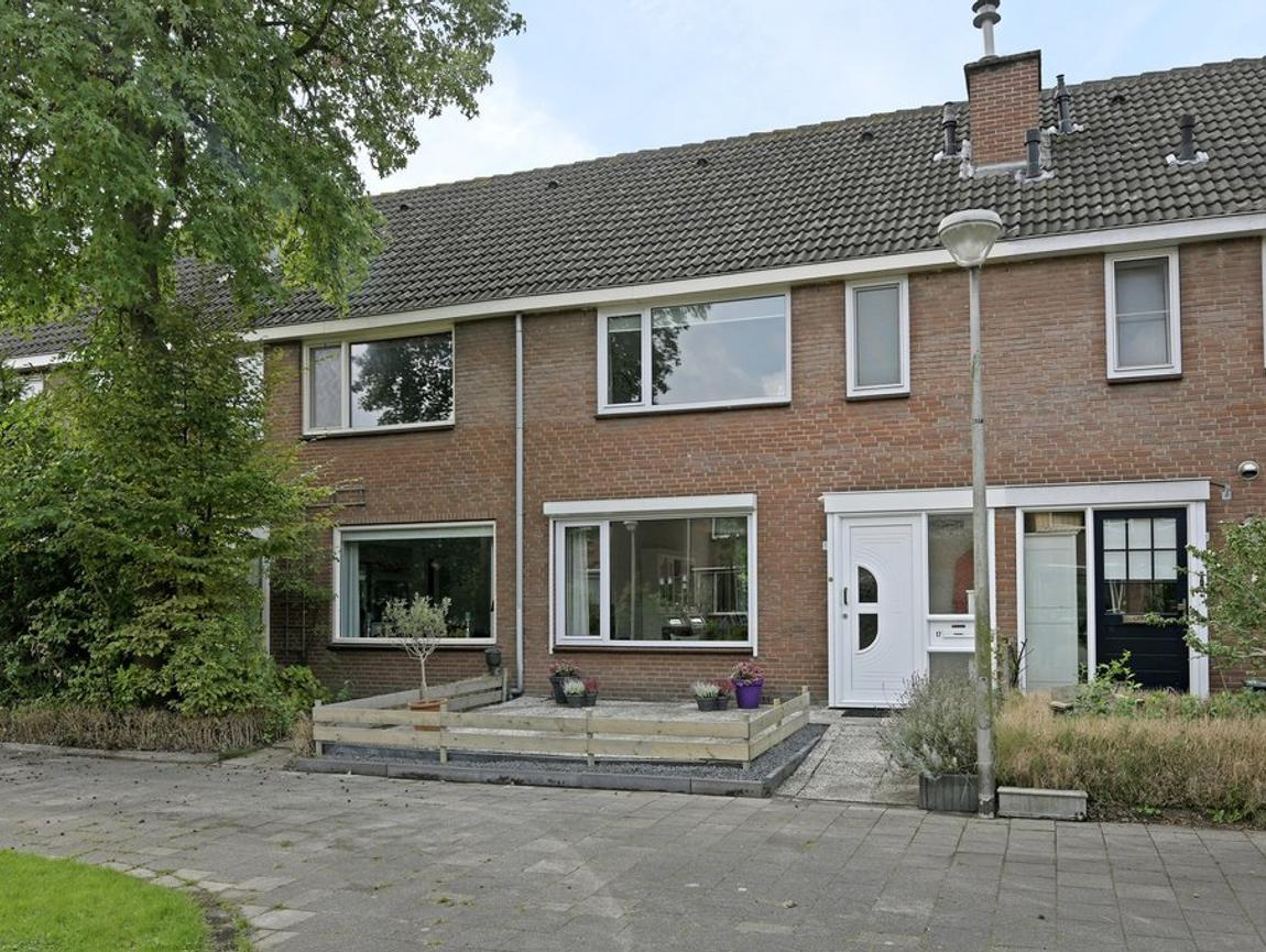 Hazelaarlaan 17 in Gouda 2803 BS