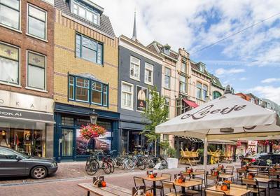 Oudkerkhof 32 B in Utrecht 3512 GL