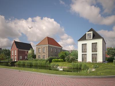 De Keyser Deelplan 5 (Bouwnummer 512) in Middenbeemster 1462