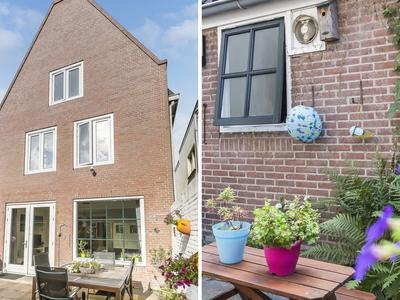 Torenburg 7 in Alkmaar 1811 MJ