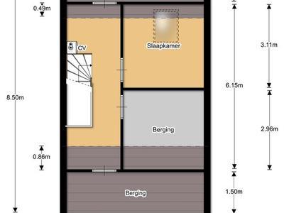 Grind 28 in Kampen 8266 LD